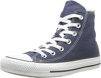 Converse Chuck Taylor All Star Zapato de mujer de color de temporada, Azul