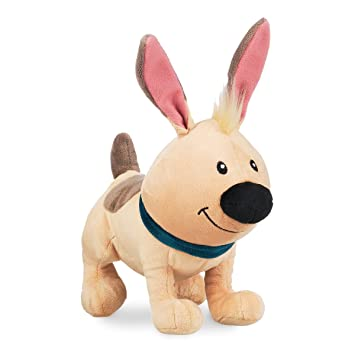 Official Disney Mulan Little Brother the Dog 18cm Soft Plush