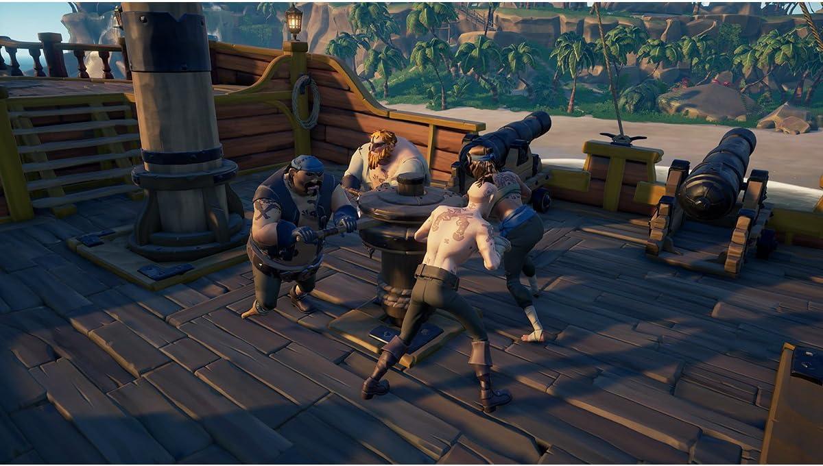 игра sea of thieves скачать торрент