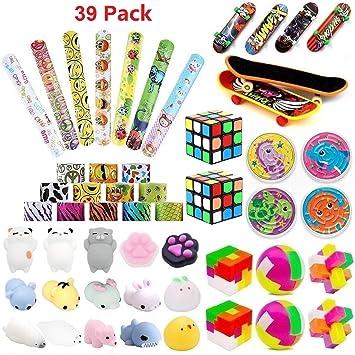 16 Unicorn Maze Puzzles Kids Party Bag Fillers Loot Bag Favours