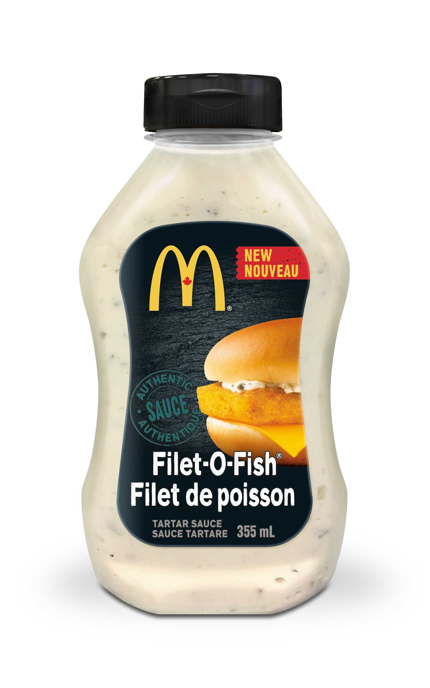 Mcdonald 39 s big mac sauce 1 count 355ml 12 for Mcdonalds fish fillet