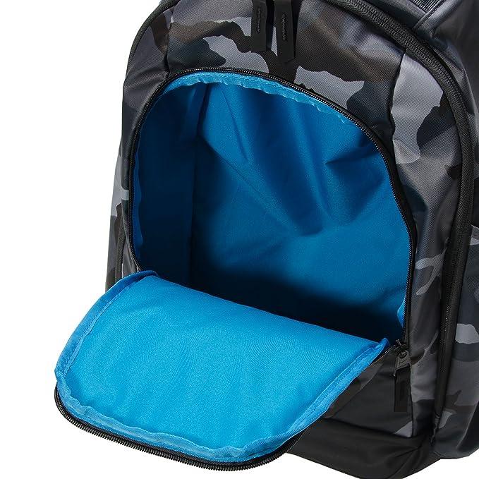 e1c8059e69 Amazon.com   Nike Ultimatum Utility Graphic Camo Backpack Grey Blue Camo  Grey Blue Camo   Sports   Outdoors
