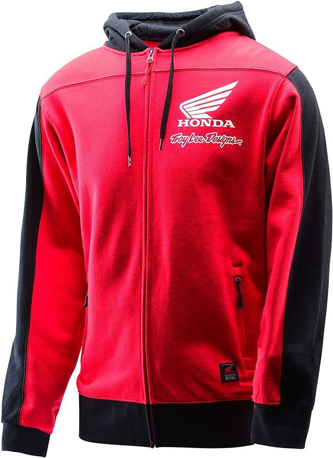 Troy Lee Designs 2016 Honda Wing Fleece Zip-up (Large)