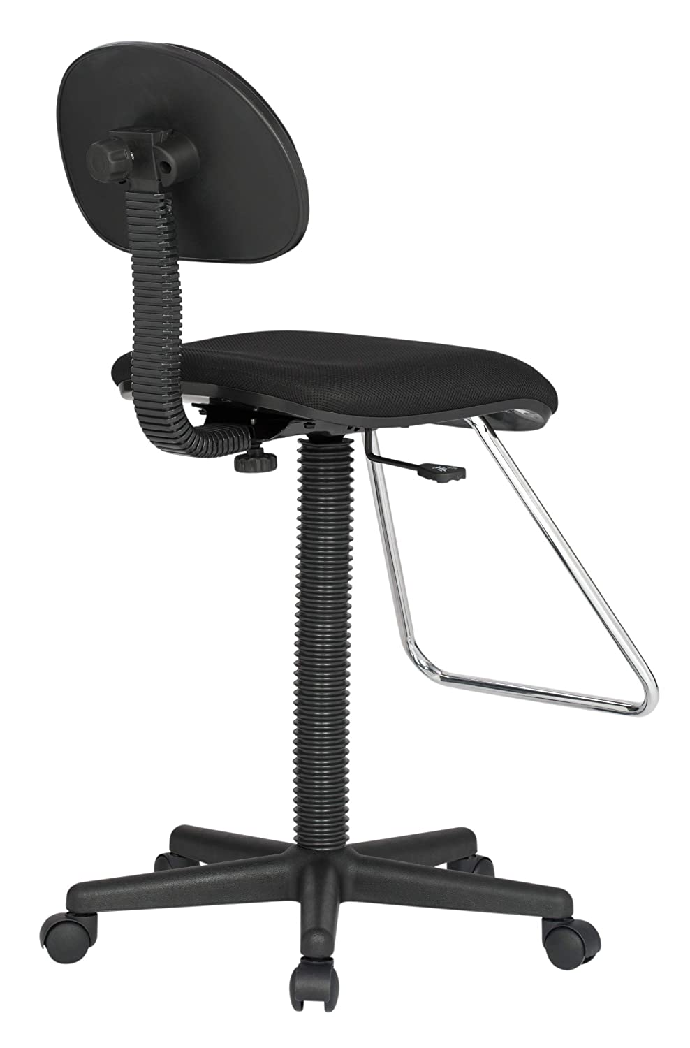 Studio Designs Maxima II Drafting Chair in Black 18622