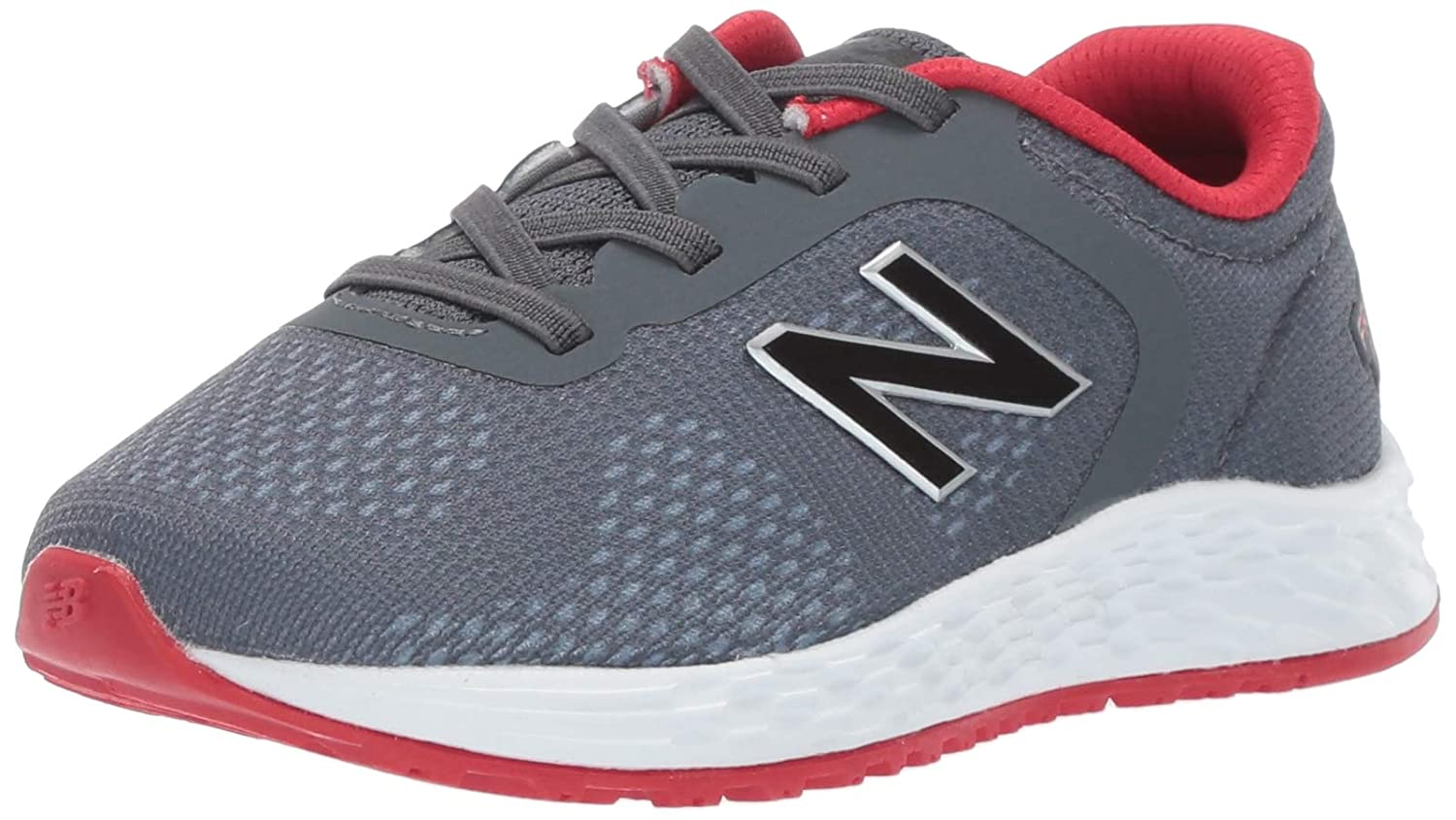 激安先着 [ニューバランス] Kid ユニセックスキッズ NB19-IAARICC2-Infant Big Girls B07BQV5S4F Girls Gunmetal/Energy Red ビッグキッズ(8~12才) ビッグキッズ(8~12才)|Gunmetal/Energy Red|6 W US Big Kid, 杜森プラザ:e3ca33f0 --- vilazh.indexis.ru
