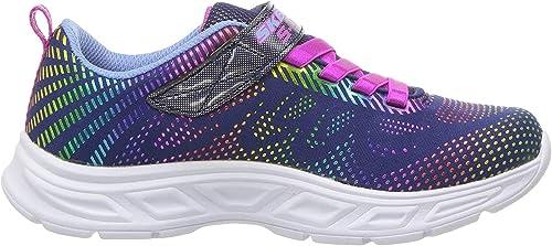 Skechers S Lights Sparkle Dreams Girl Sneaker Trainers LED
