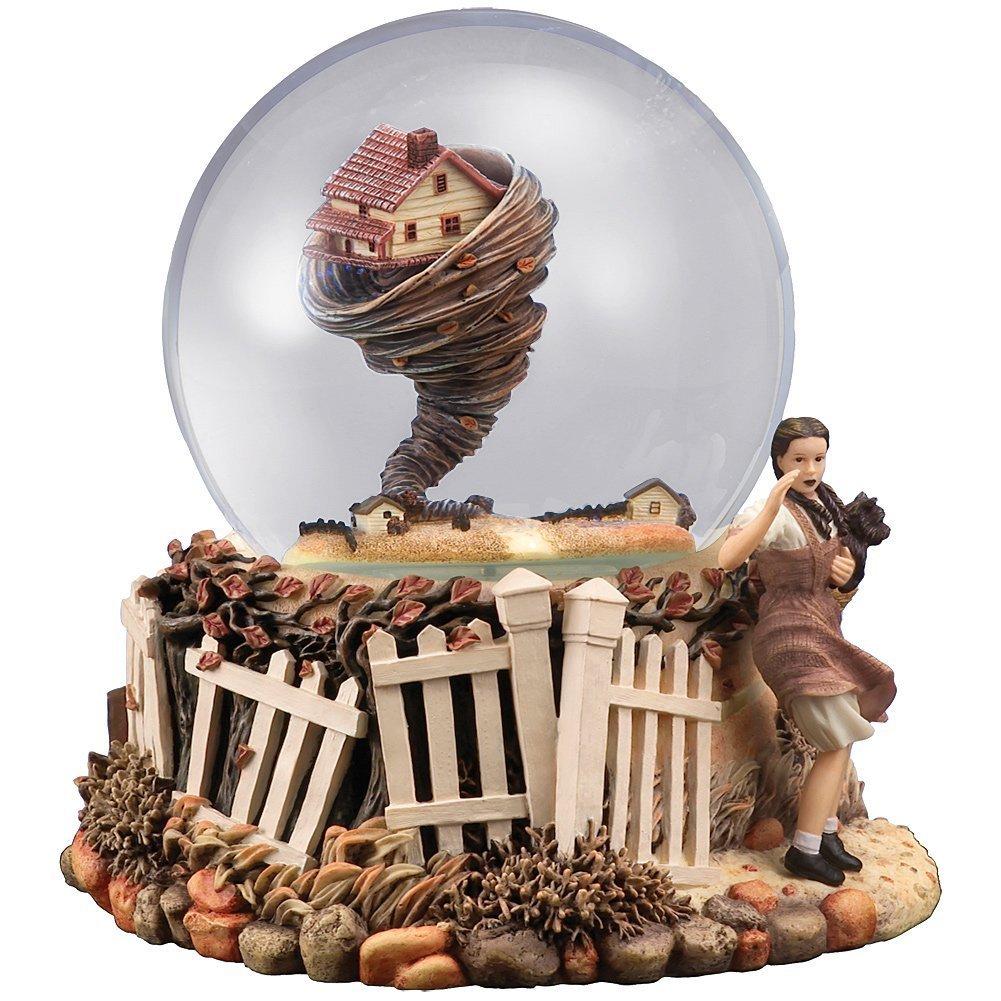 品質が完璧 THE MUSIC SAN FRANCISCO Size MUSIC COMPANY Wizard of (並行輸入品) Oz Rotating Tornado 120mm Water Globe (並行輸入品) B07DQDQ5WF One Color One Size, 波佐見町:f260136b --- arcego.dominiotemporario.com