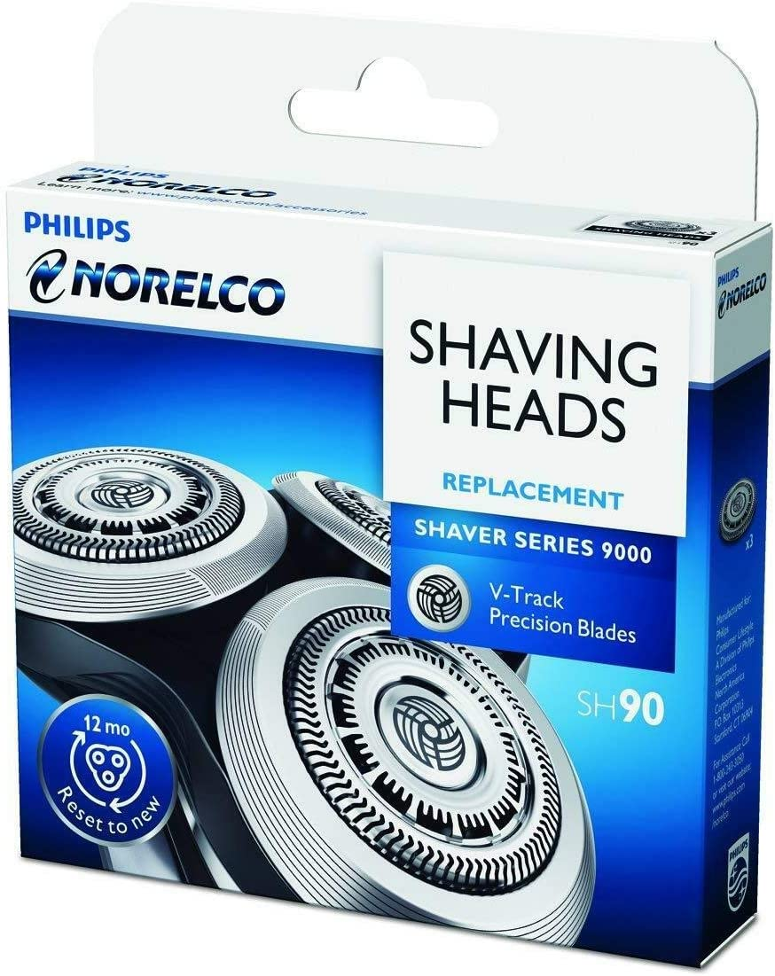 Philips SH90/50 Shaving Head 3 Pack: Amazon.es: Belleza
