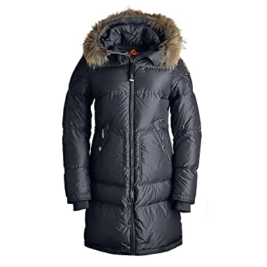 Parajumpers Light Long Bear Down Jacket - Navy (Womens) at Amazon ...