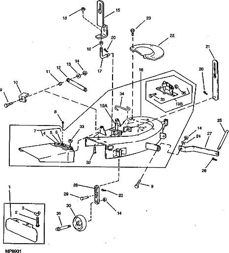 Amazon.com : John Deere OEM 38