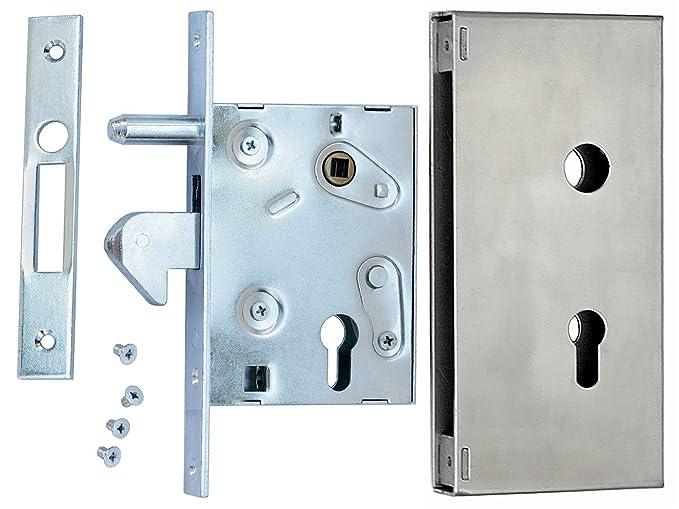 Cerradura para puerta principal ABUS 210334 KLS114 F1 EK