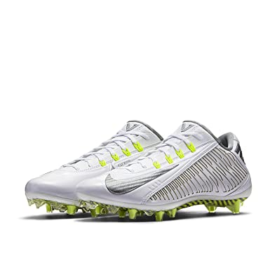 4d8870e23b8a2 NIKE Vapor Carbon ELT 2014 TD Men Football Shoe 631425 010 (15 D(M) US,  Black/White)