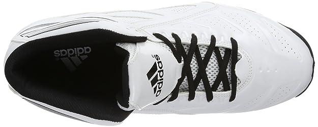 official photos 8f24a 05438 adidas Performance NXT LVL SPD 2, Zapatillas de Baloncesto para Hombre,  Blanco (Weiß Black 1   Running White FTW), 48 EU  Amazon.es  Zapatos y  complementos