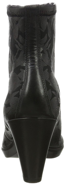 Ecco Damen Shape Shape Damen 55 Plateau Stiefel Schwarz (schwarz-schwarz/schwarz) 40c254