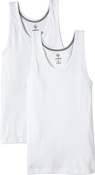 Nur Der Camiseta Interior (Pack de 2) para Hombre: Amazon.es: Ropa y accesorios