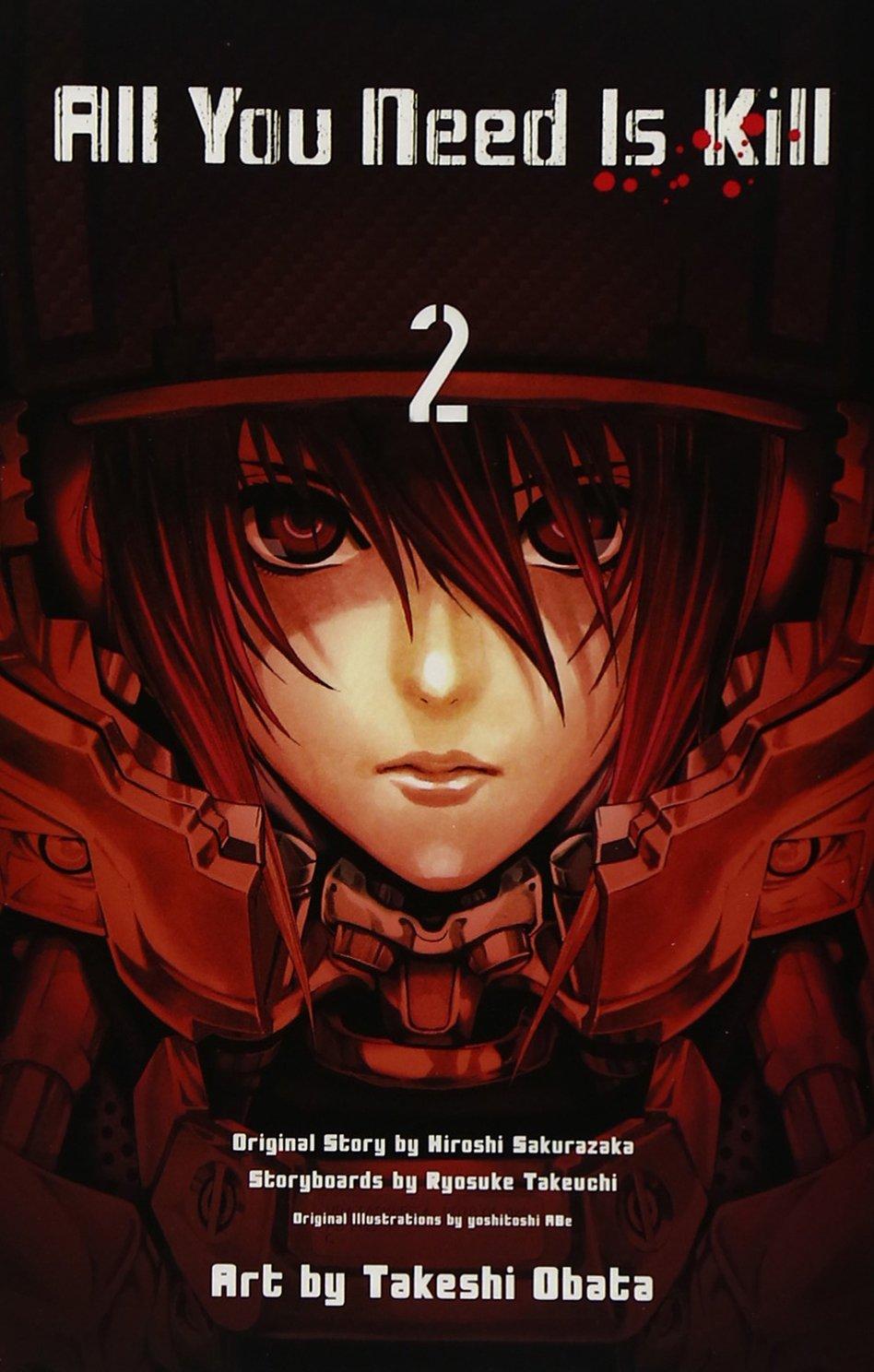all you need is kill 2 ジャンプコミックス 安倍 吉俊 桜坂 洋