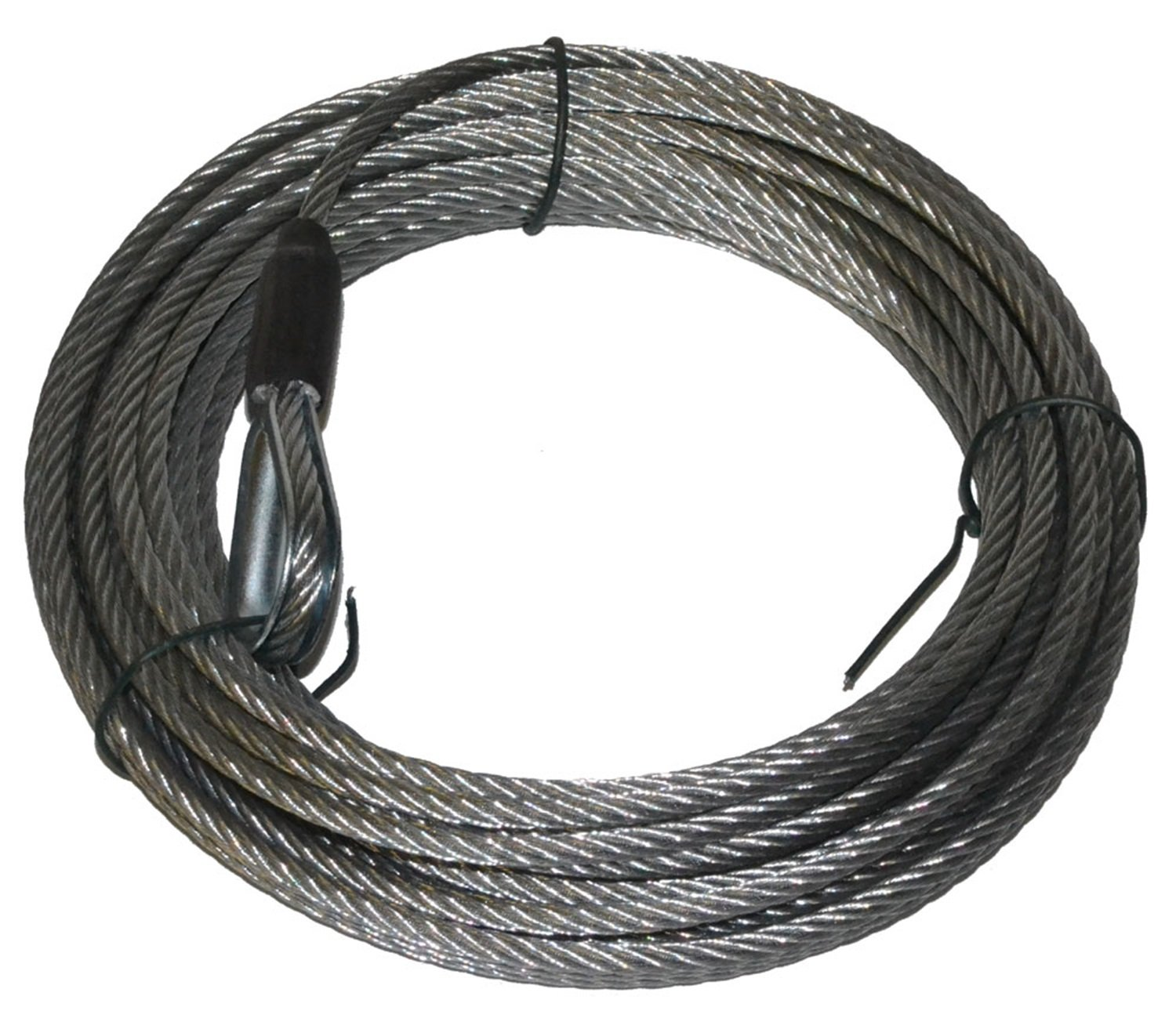 WARN 79835 3//16 x 35 Wire Rope