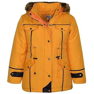 7e96f5f7a4f8 A2Z 4 Kids® Kids Coat Girls Designer s Parka Jacket Long Faux Fur ...