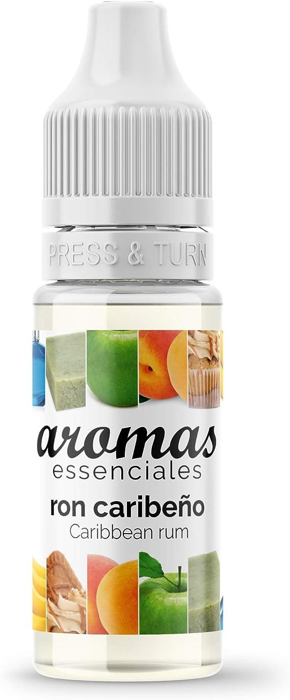 Essenciales - Aroma de Ron concentrado - 10 ml