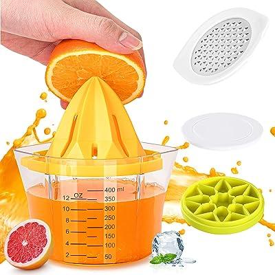 New Manual Small Lemon Juicer Orange Juicer Multi-Functional Kitchen Tool
