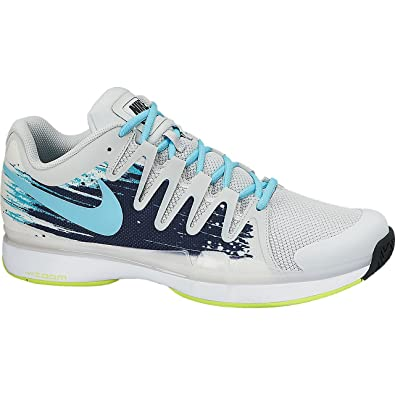 e36fc30fbb64d1 Image Unavailable. Image not available for. Color  Nike Men s Zoom Vapor  9.5 Tour Light Base Grey Midnight ...