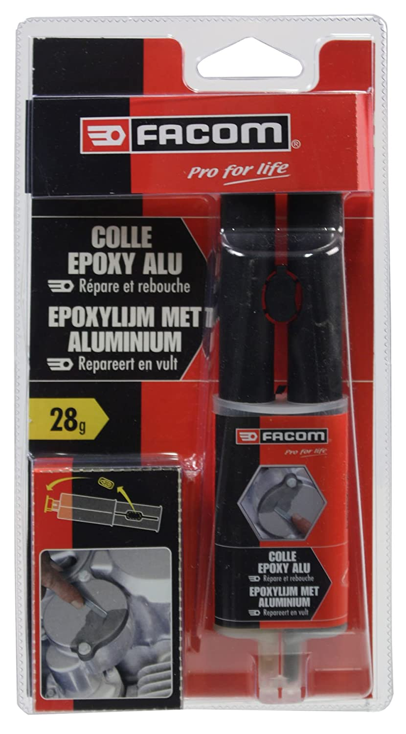 Facom 006090 Colle Epoxy Alu 28 g