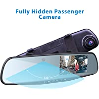 Deals on Provision ISR Hidden Dual Dash Cam Front DVR Recorder