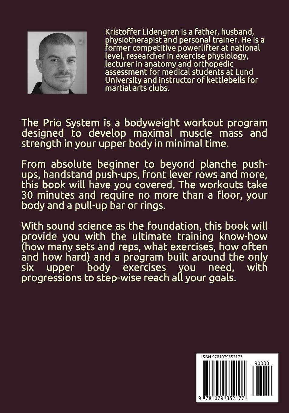 Buy Hypertrophy and calisthenics THE PRIO SYSTEM: A workout