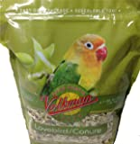 Volkman Avian Science Lovebird & Conure Bird Seed 4 Lb