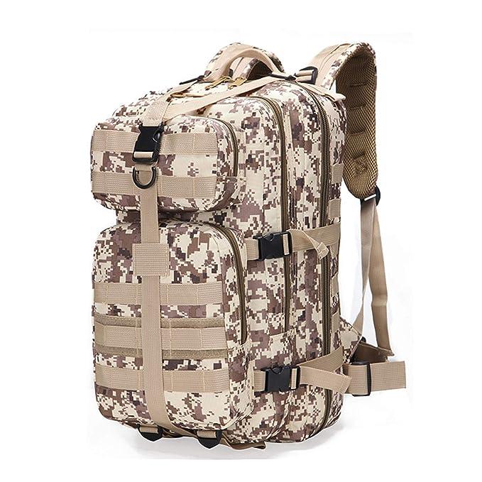 Amazon.com: XRPXRP Mochila táctica militar de 35 l, mochila ...