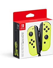 Controles Joy-Con Izquierdo y Derecho para Nintendo Switch, color Amarillo - Standard Edition