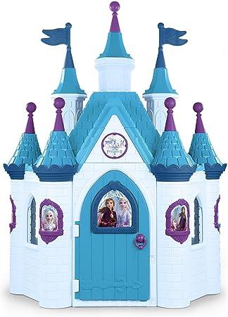 FEBER - Palacio de Princesas Super Arandele de Disney Frozen 2, para niños y niñas de 3 a 10 años (Famosa 800012448): Amazon.es: Juguetes y juegos