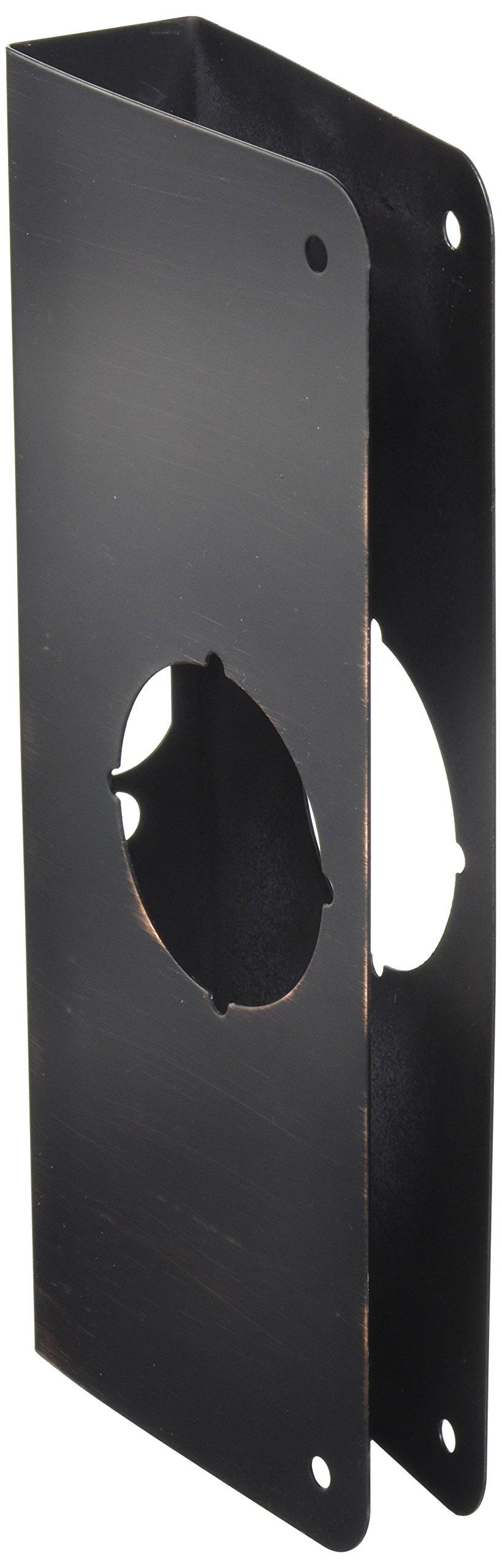 NATIONAL/SPECTRUM BRANDS HHI 2001-VB 9'' Brass Door Reinforce