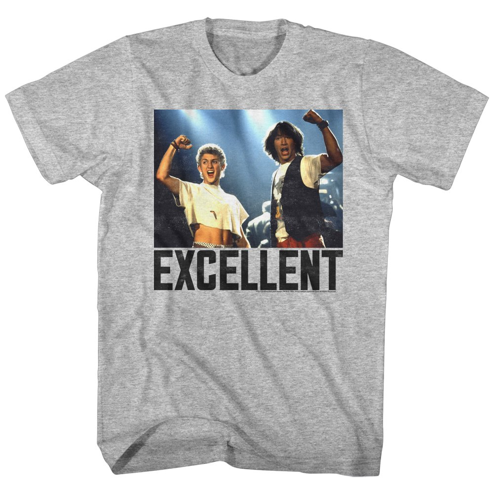 Ae Designs Bill And Ted Excellent Shirts