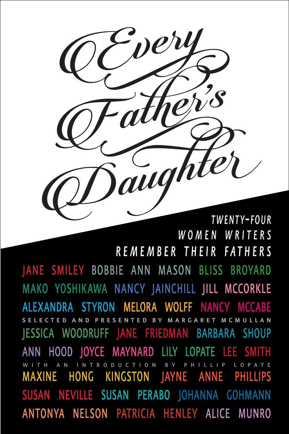 every father s daughter twenty four women writers remember their every father s daughter twenty four women writers remember their fathers jane smiley maxine hong kingston ann hood bliss broyard jayne anne phillips