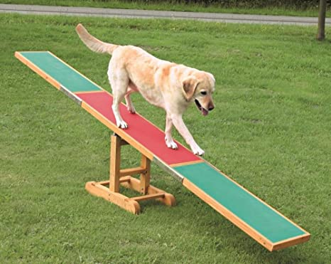 Trixie 3213 Dog Activity Agility Wippe 300 54 34 Cm