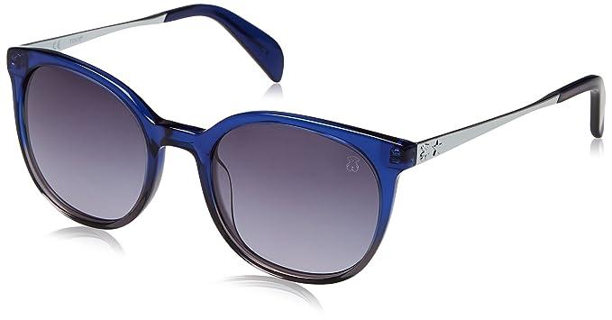 Tous STO917-520WA2 Gafas de sol, Grey/Green, 52 para Mujer ...