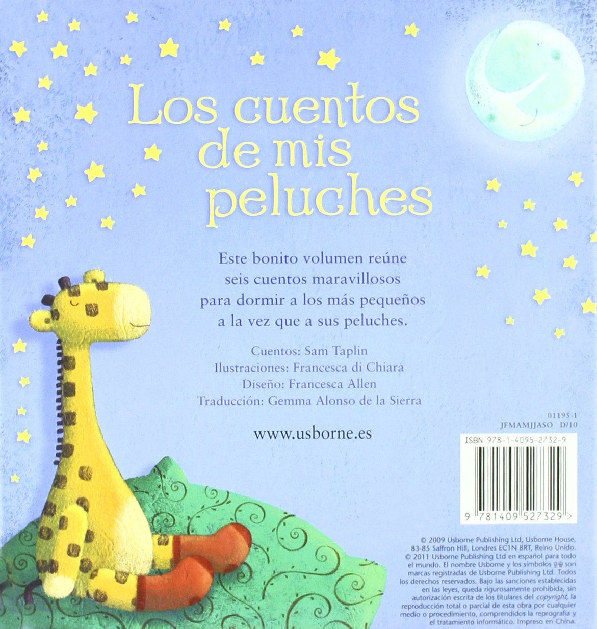 Cuentos de mis peluches, Los: Sam Taplin: 9781409527329: Amazon.com: Books