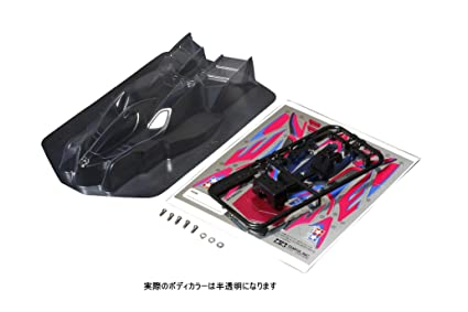 Tamiya scale limited series Manta Ray Mk.II Clear Body Set 2 95013