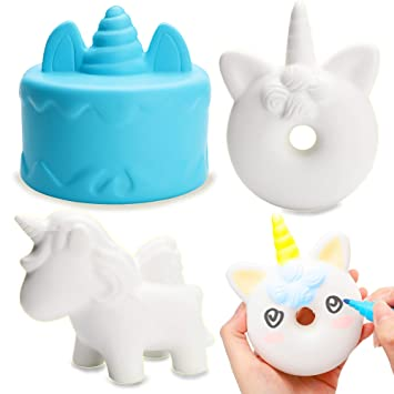 Amazon.com: R HORSE - Juego de 3 juguetes para esquisto de ...
