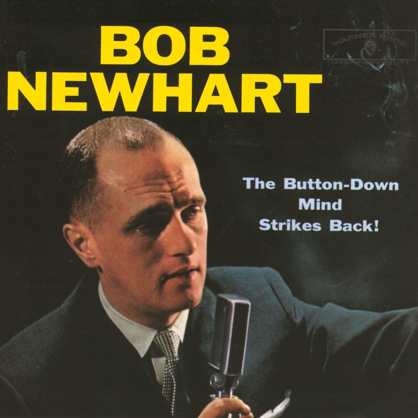 Bob Newhart - Button-Down Mind Strikes Back, The - Amazon.com Music