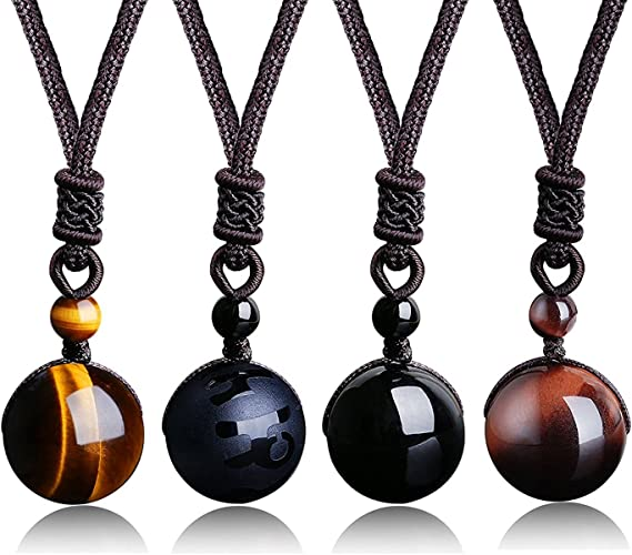collier perle homme amazon