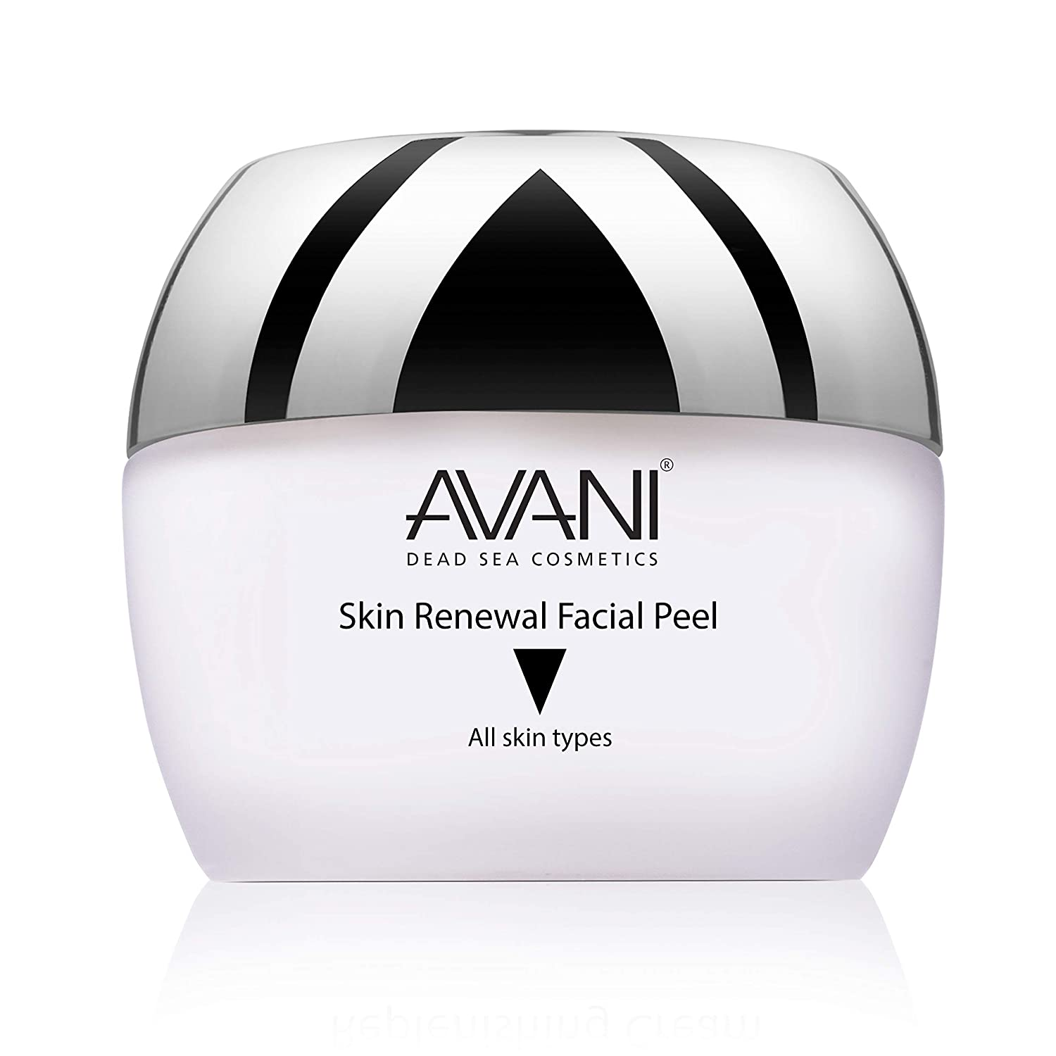 AVANI Classics Skin Renewal Facial Peel | Enriched with Vitamins E & C | Infused with Dead Sea Minerals - 1.7 fl. oz. (Single): Beauty
