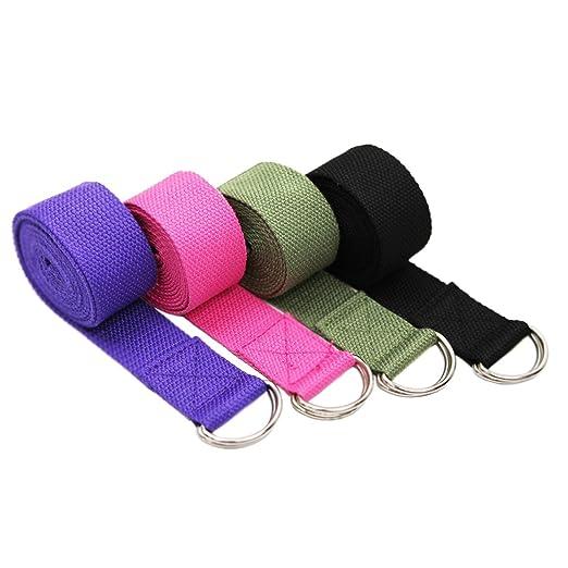 Tb_koop Tb_koop - Cinturón elástico de seguridad para yoga ...