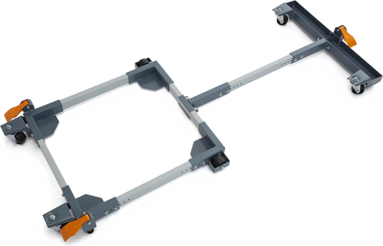 """Bora Portamate PM-3750 Mobile Base & T Extension Combo For Cabinet Table Saws Withup To 50"""" Extension Tables"""