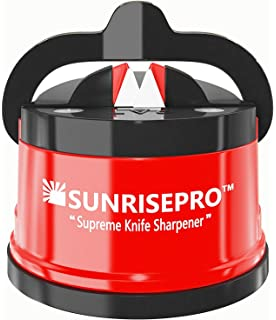 Amazon.com: Knife Sharpener, 3 Stage Professional Manual ...