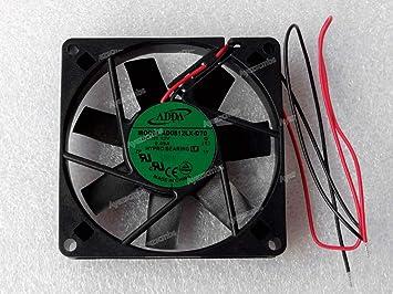 Ayazscmbs Enfriador Ventilador Compatibles para ADDA 80mm x 15mm ...