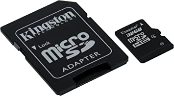 Kingston Industrial Grade 32GB HTC Desire SV MicroSDHC Card Verified by SanFlash. 90MBs Works for Kingston
