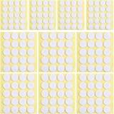 400pcs Candle Wick Stickers, Heat Resistance Candle Making Double-Sided Stickers