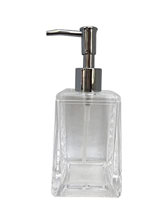 Ordinaire Acrylic Lucite Square Tapered Soap Lotion Dispenser